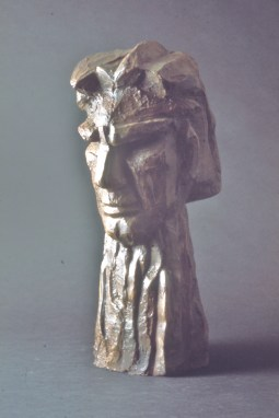 The Prophet (1970) Concrete over clay 18x7x9